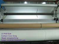 sound proof PVB film for laminated glass