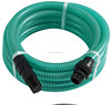 pvc flexible suction hose for water pump with connectors