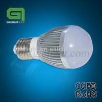 Gielight Brand Epistar led bulb metal auto led 12v bulb (New)