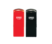 Epress Mini Self Inking Name Stamp,Text Rubber Pocket Stamp, Self-Inking Printer