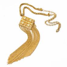 nueva cadena de oro de diseño para los hombres