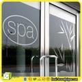 Vs003462 brilhante laminação de papel autocolantes adesivo para porta de vidro