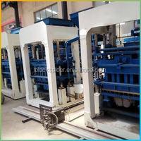 concrete block machine integrated plant supplier