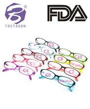 2015 New style plastic material children optics glasses kids frames Wholesale made in China in stock