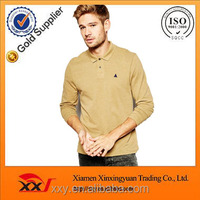 Man cotton t-shirt polo long sleeve t shirt wholesale online shopping india