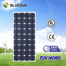 Solar system high efficient 150w 12v solar panel