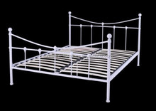 High quality new fashion style bedroom metal day bed adult bed double bed