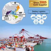 Cheap sea freight shipping service from China to Russia
