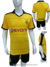 NEW 15 16 REUS Germany FC Borussia Dortmund Home soccer jersey Top Thai IMMOBILE Gundogan KAGAWA Away jersey BVB football shirt