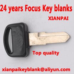 Cheap replacement Motorcycle car keys blank Xianpai
