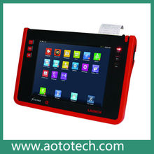 Audel-100% Original Universal Auto Scanner Launch X431 PAD 3G WIFI Free Update by Launch Website--Celine