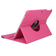 10.1 inc cartoon tablet leather cover case for Samsung Galaxy Tab 4 T530