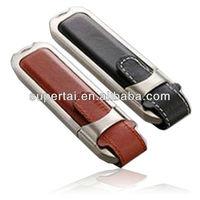 Cute Leather Usb Flash Drive 4gb