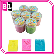 Magic Kinetic Play Sand Toy Buildings Sand For Kids