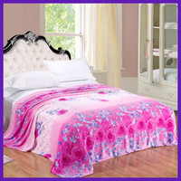 China 100% polyester hot sale new pattern fabric designs bed sheets