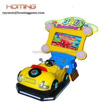3D baby swing racing car/3D Video Horse Racing,3D Video Horse Racing Machine Video Arcade Game