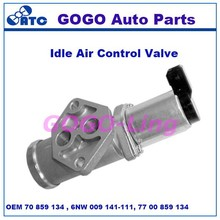 Idle Air Control Valve for Volvo S40 V40 OEM 70 859 134 , 6NW 009 141-111, 77 00 859 134