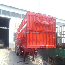 specializing in the production and supply warehouse bar semi trailer