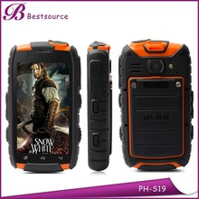 Factory directe 4.0 inch Android 4.2 GSM WCDMA NFC GPS rugged phone 2015