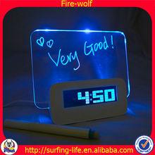 Corporate Gifts China Creative Led Alarm Clock/ Led Clock/LEd Digital Clock Wholesale