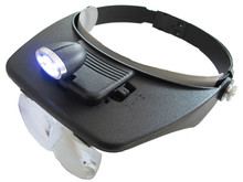 head magnifier with light,headlight magnifier, magnifier visor, magnifying visor