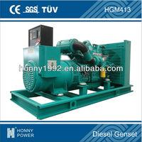 China Diesel Generator 300kw 4 stroke engine