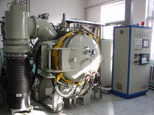 Vacumm heat treatment furnace for high pressure gas quenching