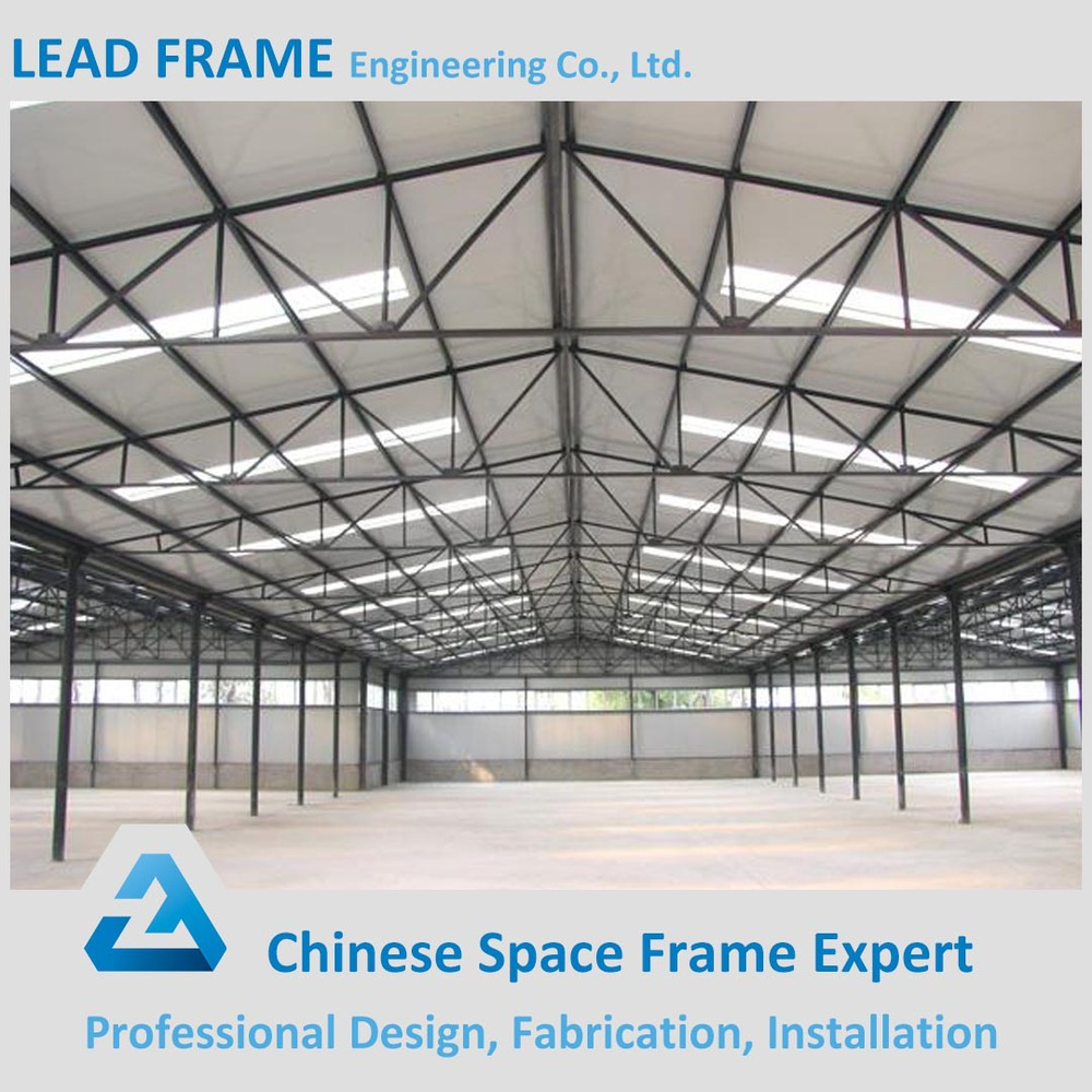 High Quality Prefab Steel Roofing Truss Low Cost