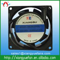 NMB bearing 8025 ac axial cooling fan