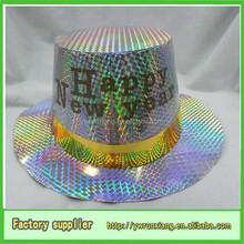 colorful new years eve party supplies,paper hat making for children