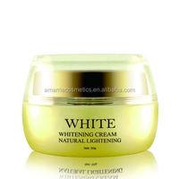OEM/ODM Skin Care face whitening cream lotus face