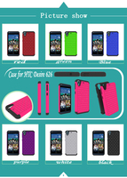 China supplier mobile accessories for htc desire 626 626s metropsc carrier phone case cover