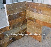 China Natural Slate Rusty Wall Cladding Manufacturers with ISO quality certificate