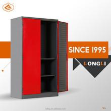 Gran gabinete de almacenamiento de herramientas más nuevo diseño de hierro / metal / acero gabinete de herramienta