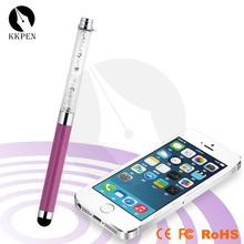 Shibell pen metal rhinestone high quality stylus lowes dog pens