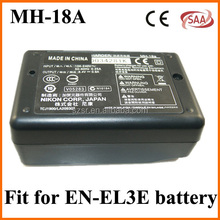 high quality charger MH-18A for for Nikon EL3a EL3e