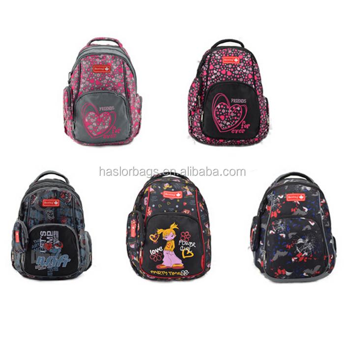 L'école pas cher dernières mignon sacs à dos pour les adolescents