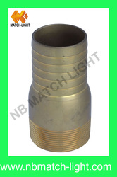 Male N.P.T/B.S.P Brass Connection Hose Nipple