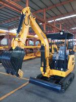 Chinese Mini crawler excavator / Digger / Pelle / Excavateur 2014 price for sales