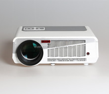 Wifi 3D Android 4.2 native 1280*800 support 1080P 3000 Lumens led laser logo projector