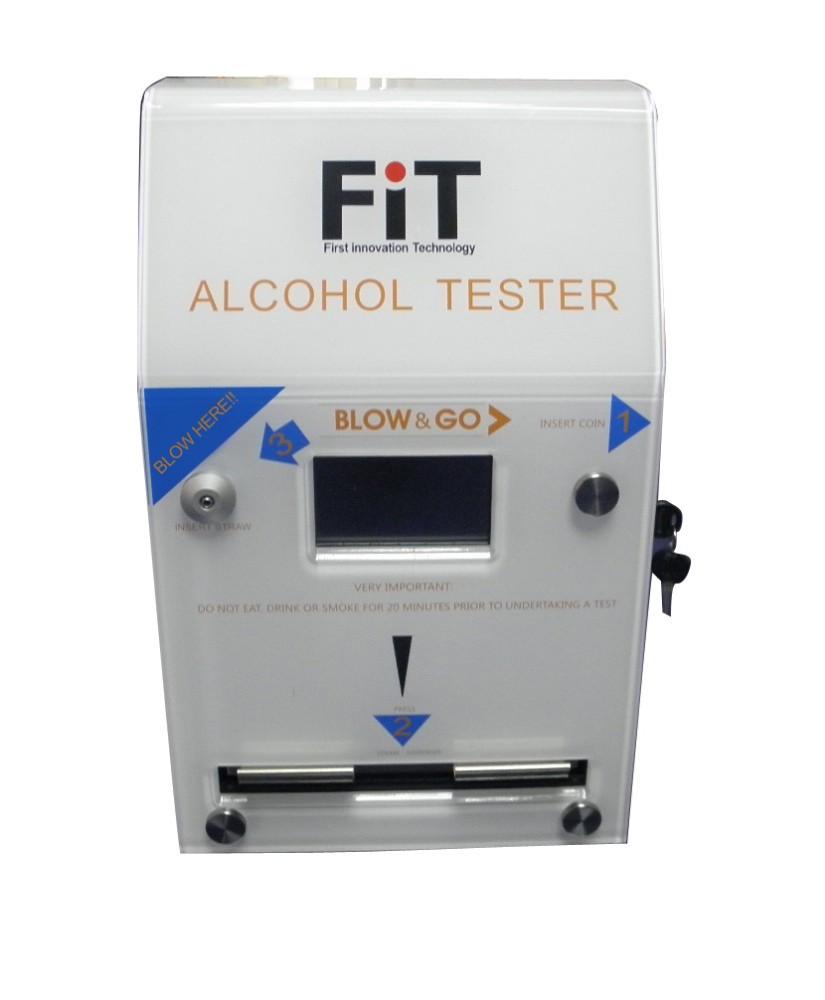 breath tester vending machine