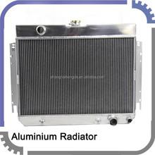 3 ROW 63 64 65 66 67 68 IMPALA MANY for CHEVY GM CARS aluminum radiator made in china