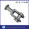 Pole Line Hardware Metal Fittings Ball Eye VIC Galvanized Ball Clevis For ANSI Insulator 52-3