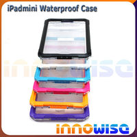New Life Style Accessory Protective Waterproof case for iPadmini PG-IPM006
