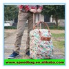 Best brand trolley bag factory price supermarket hand trolley bag wheel bag