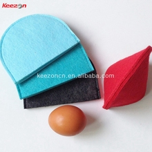 new design Easter felt egg holder,Easter decoration