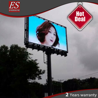 Evershine P10 Outdoor LED Screen For Event/Advertisement Use