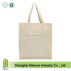 6oz Organic Cotton Blank Tote Bag