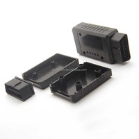 OBD connector OBD2 diagnostic male plug elm wifi very cheap price factory direct sale