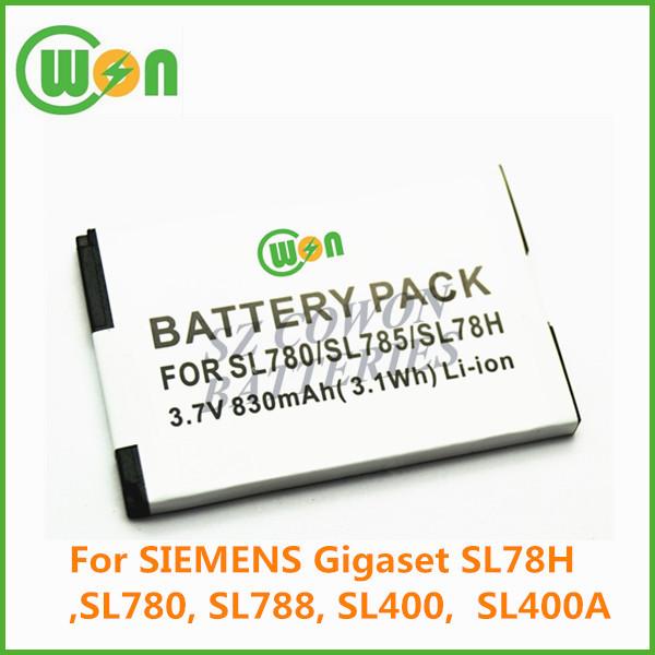 Battery Charger for Siemens Gigaset SL78H SL780 SL785 SL788 SL785 SL788 SL400